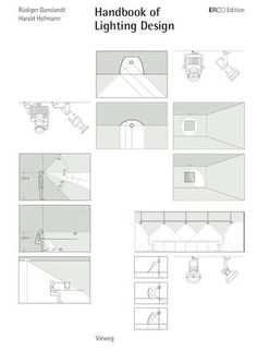 Handbook Of Lighting Design by Rüdiger Ganslandt and Harald Hofmann Architecture Drawing Plan, Light Architecture, Interior Architecture, Museum Lighting, Lighting Diagram, Museum Exhibition Design, Blitz Design, Architectural Lighting Design, Drawing Interior