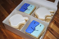 Cre8tive Heart iMac Apple and Finder cookies