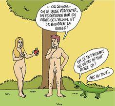 La Pomme d'Adam et Eve