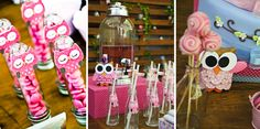 Owl Party Guest Dessert Feature « SWEET DESIGNS – AMY ATLAS EVENTS
