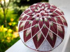 japanese temari, these are not as hard as they look