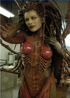 Extraordinary #Starcraft #Cosplay! Truly cinematic quality work!  ~@Bryan Boyer Hardbarger