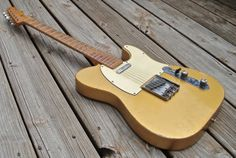 Danocaster / '66 Fender Telecaster!!! Masterpiece - The Gear Page