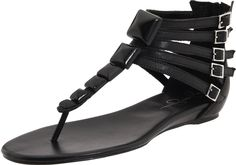 Summer Concert Style:  Jessica Simpson Demeter Flat Sandal with Jewels