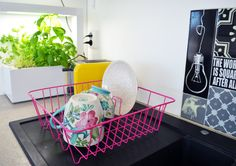 Ei astiankuivauskaapille! | Asuntomessublogit - P.S. Putkeen meni Magazine Rack, Baby Strollers, Cabinet, Storage, Furniture, Home Decor, Baby Prams, Clothes Stand, Purse Storage