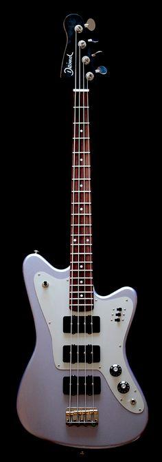 Deimel Firestar Bass »Saturn Lavender« www.deimelguitarworks.de
