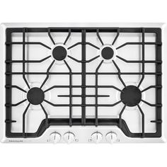 ge cafe cafe 30in 5burner gas cooktop stainless kitchen appliances u003e cooktops pinterest