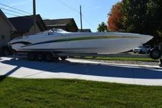 High Performance Boats for Sale High Performance Boat, Boats For Sale, Outdoor Furniture, Outdoor Decor, Backyard Furniture, Lawn Furniture, Outdoor Furniture Sets