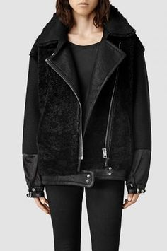 17 Awesome Leather Jackets Meant For The Cold