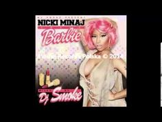 Nicki Minaj - Crazy Barbie (Mixed by DJ Smoke) {Full Album}