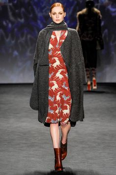 Vivienne Tam | Fall 2014 Ready-to-Wear Collection | Style.com