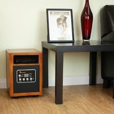 Compare Portable Infrared Heaters: Dr Infrared, iLIVING or Duraflame?