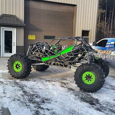 """This rockbouncer is ready for Battlefest. #srrs#rockbouncer#extreme4x4"""
