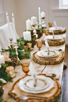 Rustic Wedding Decor Photos For Gorgeous Ceremony ❤ See more: http://www.weddingforward.com/rustic-wedding-decor/ #weddings