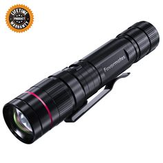Favormates Adjustable Focus Mini LED Outdoor Torch,Waterproof Flashlight, 3 Modes, and FREE LED Flashlight eBook äóñ Perfect for Camping, Hunting, Fishing, Biking, and Hiking ** Click on the image for additional details.