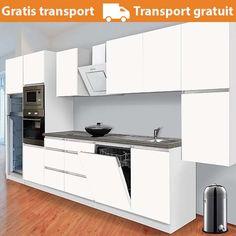 Respekta Kuchenzeile Mit E Geraten York Winkelkuche Breite 340 X 17 Kitchen Home Decor Home