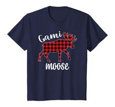 Check this Red Plaid Godmother Moose Matching Buffalo Pajama Xmas T-Shirt . Hight quality products with perfect design is available in a spectrum of colors and sizes, and many different types of shirts! Christmas Gifts For Parents, Family Christmas Pajamas, Christmas Eve, Xmas, Pajama Shirt, T Shirt, Parent Gifts, First Girl, Red Plaid