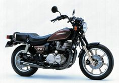Kawasaki Z 750N Spectre... Fast bike but not very comfortable on long trips for someone 6' or taller. Only kept it for 2 yrs.