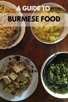 Burmese food can be delicious but also also can be such a challenge to your stomach. However, be ready to experience one of the most diverse cuisines ever.