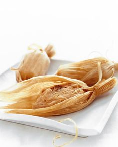 These turkey tamales take a bit of work to make, but they taste so good that they are worth the effort. You can store leftover tamales in the freezer for a month, wrapped in plastic wrap. To reheat them, you need to remove the plastic wrap and steam them until they are hot.
