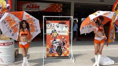 2013/07/28 鈴鹿8耐 鈴鹿サーキット KTM HAMAGUCHI BAKUON RACING