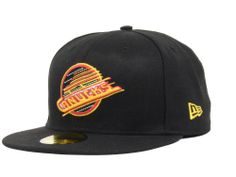 #Vancouver Canucks New Era NHL Custom Collection 59FIFTY Cap $34.99