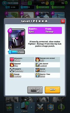 Play clash royale