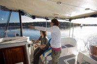 Hausboot Masuren, Charter der führerscheinfreien Hausboote in Masuren, Motoryachtcharter Masuren