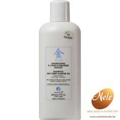 Revitaliserende Phyto 5 Shampoo met Zoete Amandelolie is speciaal samengesteld voor de droge hoofdhuid en dof en broos haar.