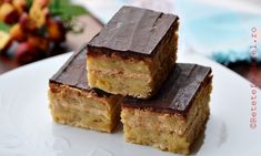 Delicious cake with apples and biscuits - Simple recipe, without bake . - Delicious apple and biscuit cake – Simple, no-bake, creamy and tasty recipe -