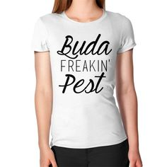 Women's T-Shirt Budapest, American Apparel, T Shirts For Women, Tops, Shell Tops