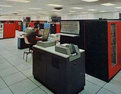 IBM 360 Modelo 75 de 1966
