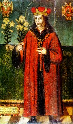 The patron saint of Poland and Lithuania, St. Casimir (1458-1483) was the second son of King Casimir IV and third in line for the Polish throne. While a youth, Casimir was educated by the great Polish scholar John Dlugosz, from whom he learned to be virtuous and devout; he also practiced many forms of penance, …