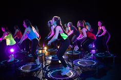 Boogie Bounce Xtreme    REVIEW BLOG    Fun and Innovative Fitness classes