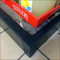 Pallet Merchandising always look neater, more professional, more appealing, and protected with a Pallet Surround As Bumper Guard. Pallet Floors, Retail, Flooring, Store, Color, Black, Ideas, Black People, Storage
