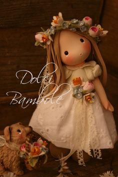 Dolci Bambole - porcellana fredda - porcelana fria