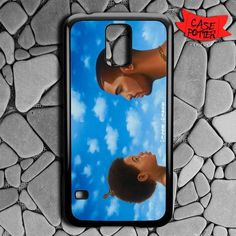 Drake Album Art Samsung Galaxy S5 Black Case