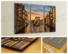 Check out this item in my Etsy shop https://www.etsy.com/listing/511635289/speicherstadt-hamburg-germany-wall-art