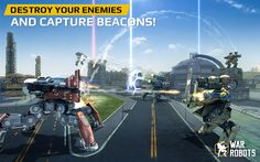 "War Robots v2.9.0 [Mod]   War Robots v2.9.0 [Mod]Requirements:Requirements:4.1Overview:Walking War Robots is an action-packed multiplayer game with 6 vs. 6 team battles in real-time! Join the ranks of the Metal Warriors!  War Robots is an action-packed multiplayer game with 6 vs. 6 team battles in real-time! Join the ranks of the Metal Warriors! ""If you are looking for something new and love robots and multiplayer battles it's worth the download to check it out since initially it wont cost…"