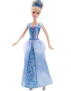 Disney Sparkle Princess Cinderella Doll http://thedollprincess.com/shop/disney-sparkle-princess-cinderella-doll/