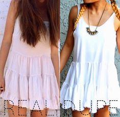 Along The Lines of Ysabel: DIY Brandy Melville Jada Dress Dupe
