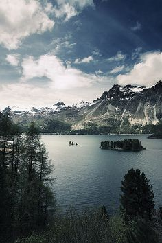 Engadin, Switzerland