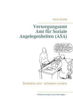 Heinz Duthel: Versorgungsamt - Amt für Soziale Angelegenheiten (ASA), eBook