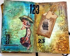 Astrid's Artistic Efforts: Positivity Journal, instalment 2