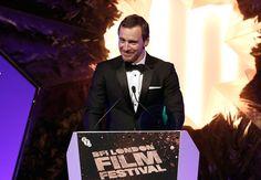 Michael Fassbender Photos Photos - Michael Fassbender presents the BFI Fellowship Award at the BFI London Film Festival Awards during the 60th BFI London Film Festival at Banqueting House on October 15, 2016 in London, England. - BFI London Film Festival Awards - 60th BFI London Film Festival