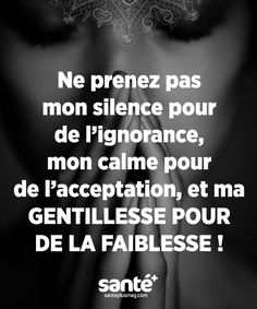 #citations #vie #amour #couple #amitié #bonheur #paix #esprit #santé #jeprendssoindemoi sur: www.santeplusmag.com Mood Quotes, Life Quotes, Story Quotes, Motivational Quotes, Inspirational Quotes, Proverbs Quotes, French Quotes, Positive Attitude, True Words