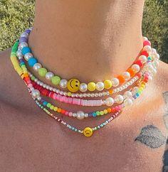 Handmade Wire Jewelry, Funky Jewelry, Trendy Jewelry, Cute Jewelry, Jewlery, Trendy Accessories, Hippie Jewelry, Summer Jewelry, Jewelry Ideas