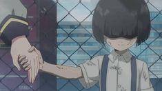 """ Jimin gently caressed Hoseok's face, pushing strands of stray hair behind his ear. Arte Horror, Horror Art, Creepy Art, Scary, Japanese Animated Movies, Twin Star Exorcist, Anime Gifts, Dark Anime, Gif Animé"