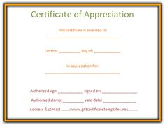 Plane border certificate of appreciation template