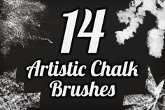 Check out Artistic Chalk Brush Pack 1 by DesignPanoply on Creative Market